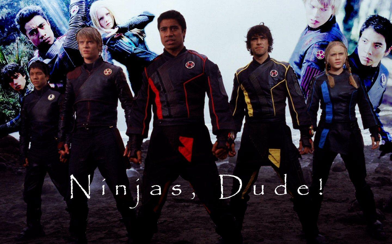 Ninjas, Dude!