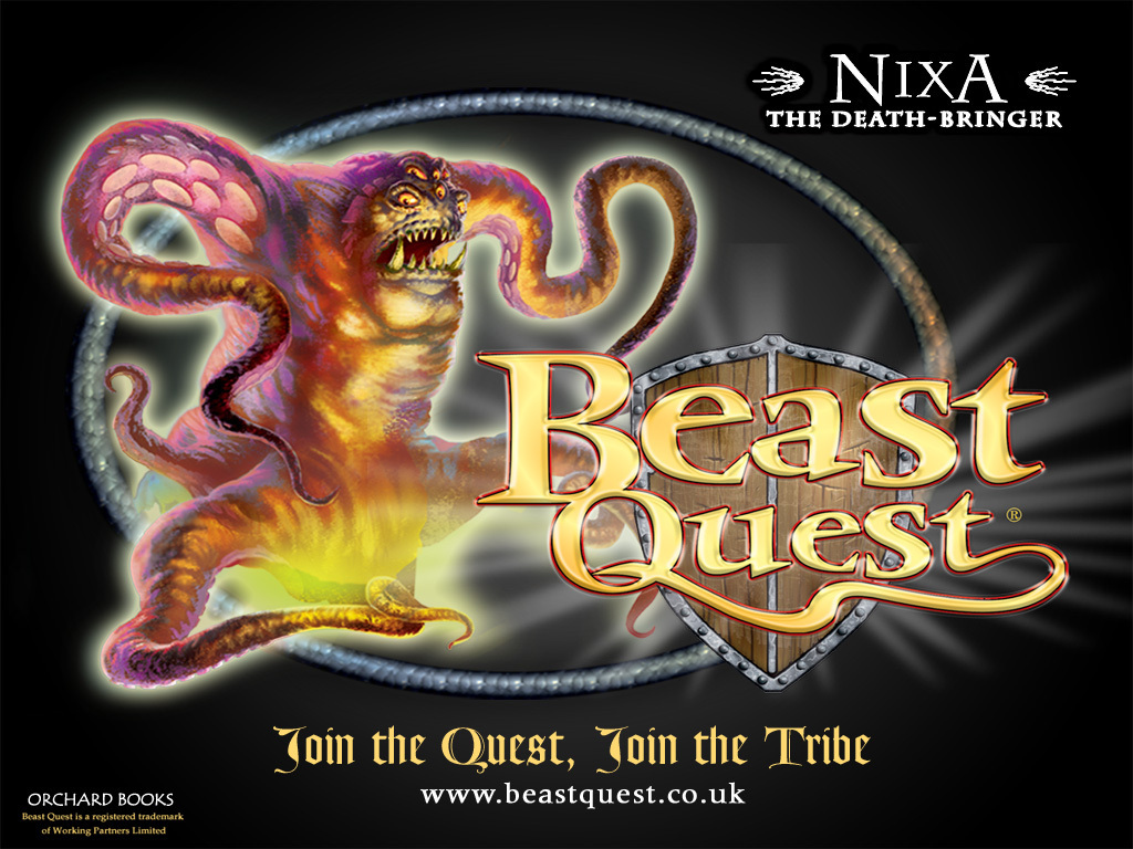 questing beast wallpaper - photo #3