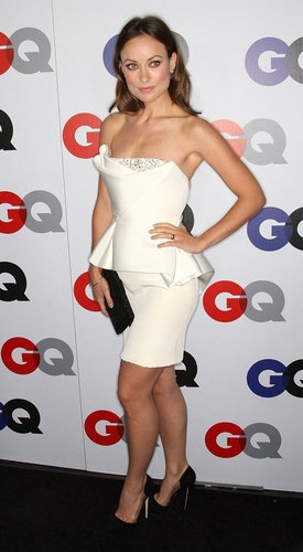 Olivia Wilde @ 14th annual GQ Men of the Jahr Party