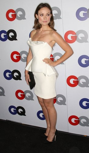 Olivia Wilde @ 14th annual GQ Men of the anno Party