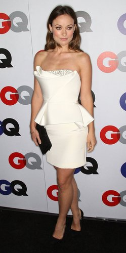 Olivia Wilde @ 14th annual GQ Men of the an Party