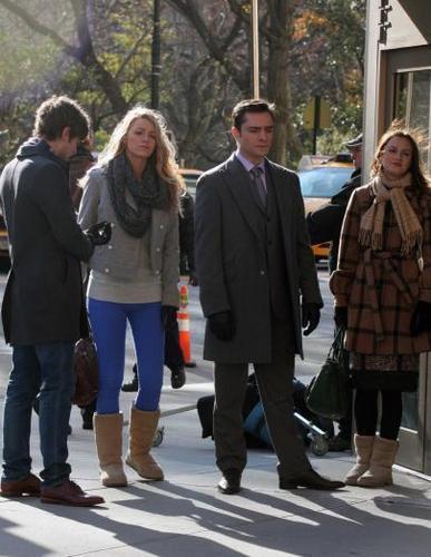On Set - November 18