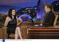 Paget on Conan Late Night mostra
