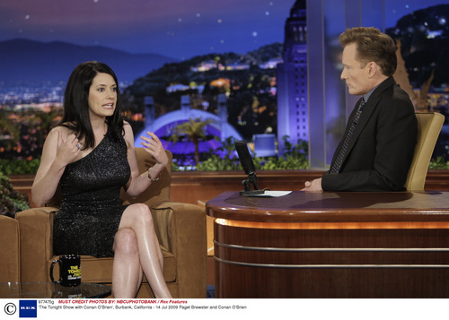 Paget on Conan Late Night Zeigen