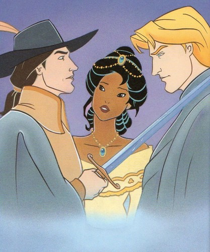Pocahontas-Journey to a new world