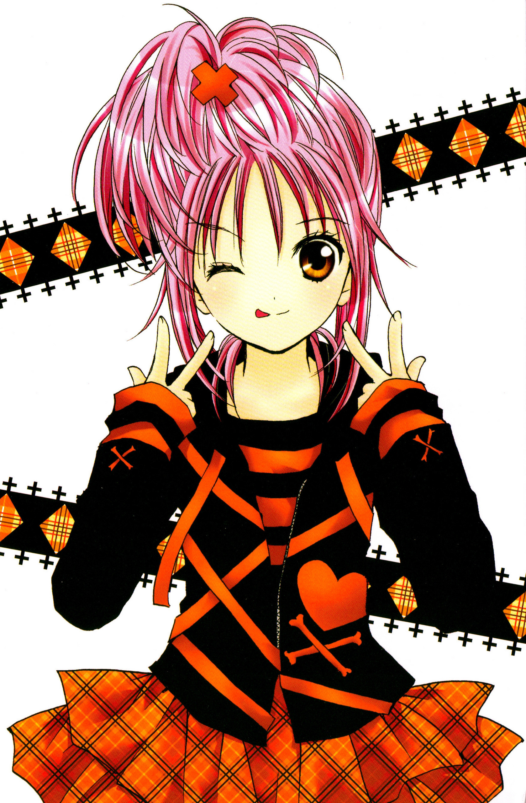Postcard - Shugo Chara Manga Photo (9138601) - Fanpop