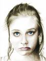 Pouty Alicia Silverstone in Color - alicia-silverstone fan art