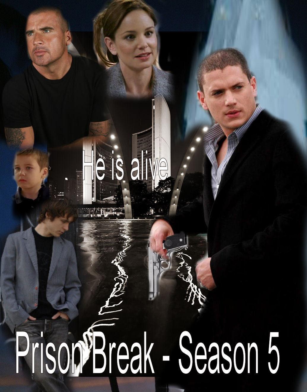 Michael And Sara Images Prison Break Season 5 Hd Wallpaper And