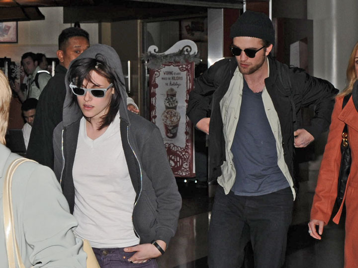 ROBSTEN back in L.A.
