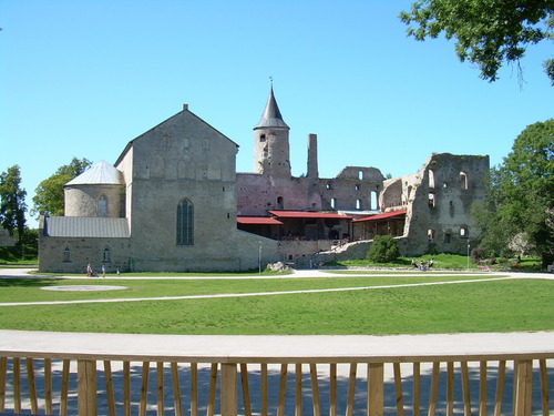 Random Estonia - castles Photo