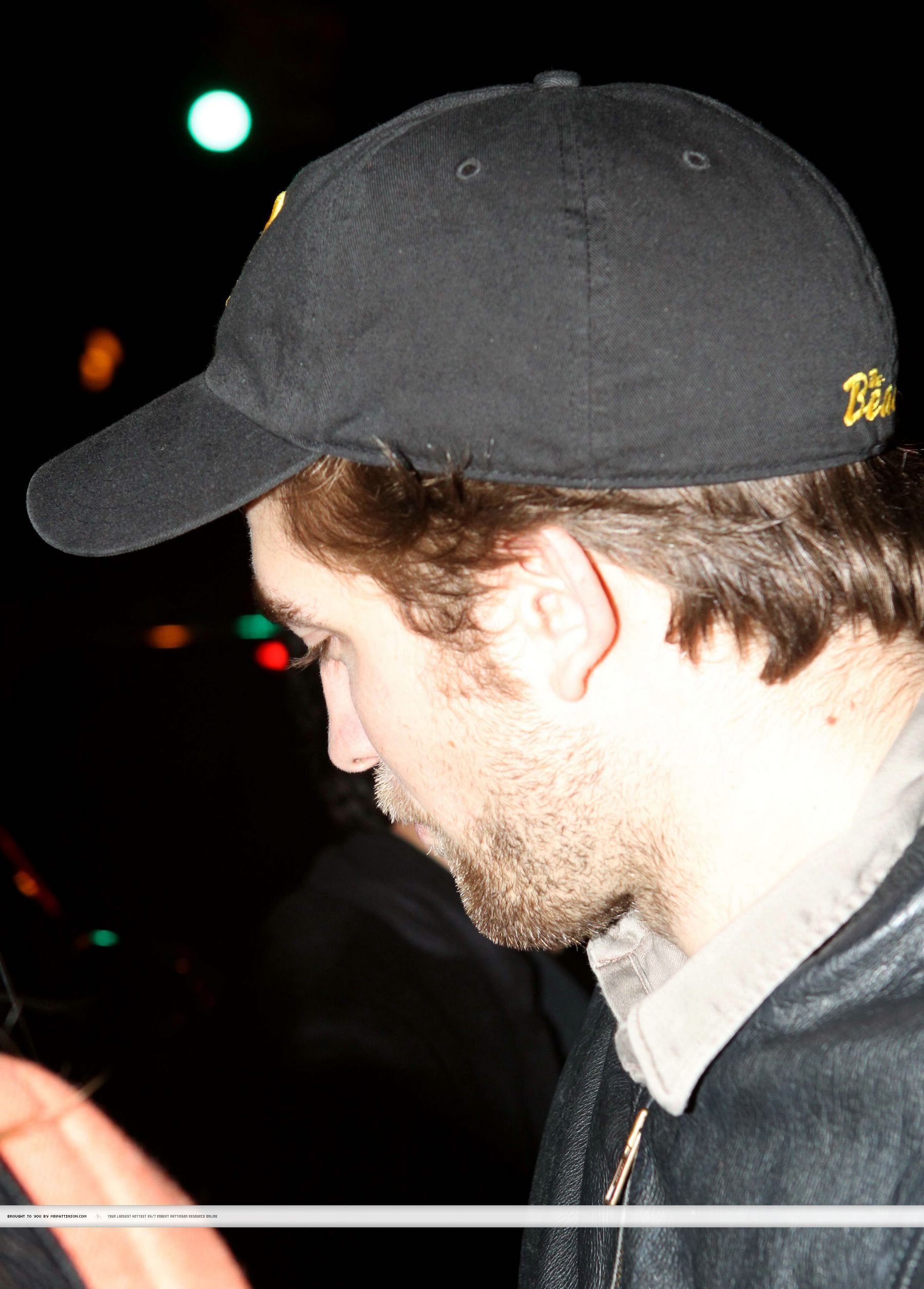 Rob out in NYC on Nov/20