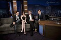 Robert Pattinson, Kristen Stewart & Taylor Lautner Visit Jimmy Kimmel - twilight-series photo
