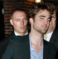 Robert Pattinson Leaving Letterman  - twilight-series photo