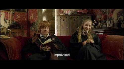 Rupert and Jessie (Improvised Test Scene)