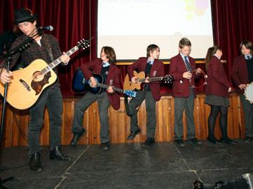 Ryton Comprehensive School in Gateshead, UK. 18.11