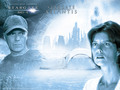 SG1+Atlantis - stargate-sg-1 fan art