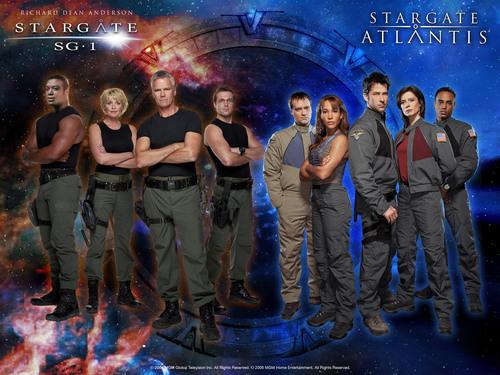 SG1+Atlantis