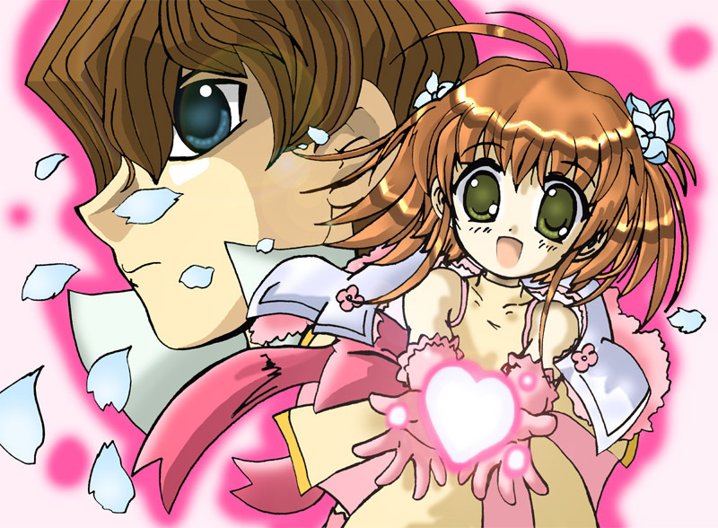 Seto Kaiba and Serenity Wheeler