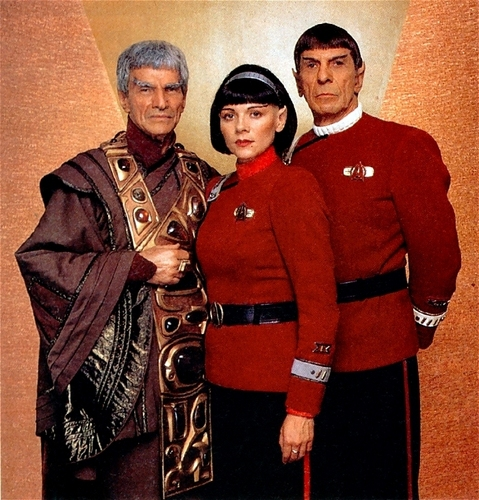 Sarek,Spock and Valeris