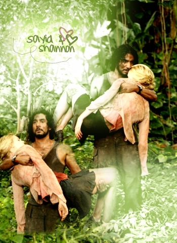 Sayid&Shannon