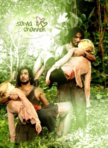 Sayid&Shannon