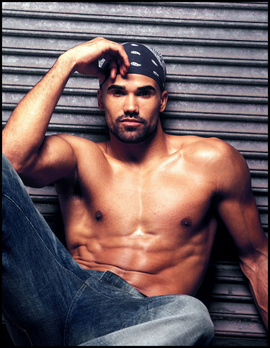 Shemar Moore 壁紙 containing a 大きな塊, ハンク entitled Shemar!!!
