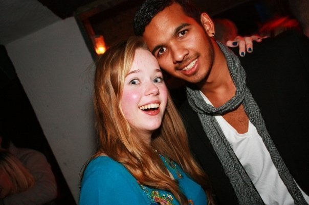 Skins wrap party (20/11/09)