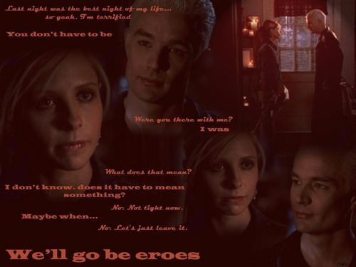 Spike/Buffy