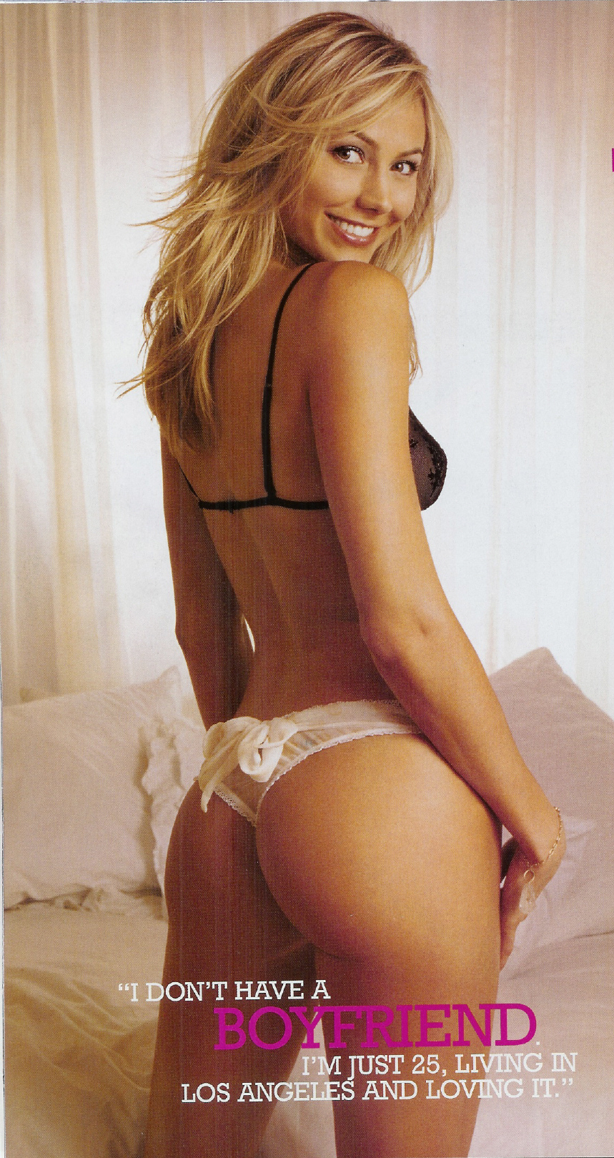 Stuff Magazine - 2005 - Stacy Keibler Photo (9170562) - Fanpop