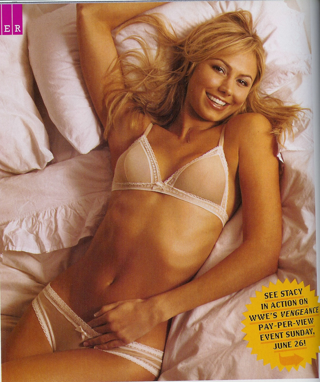 Stacy keibler what about brian 10