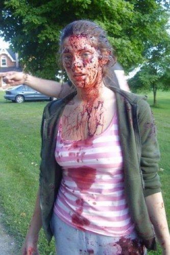 Summers Blood - Ashley