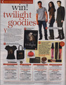 "Sunday Mirror ""New Moon"" Special  - twilight-series photo"