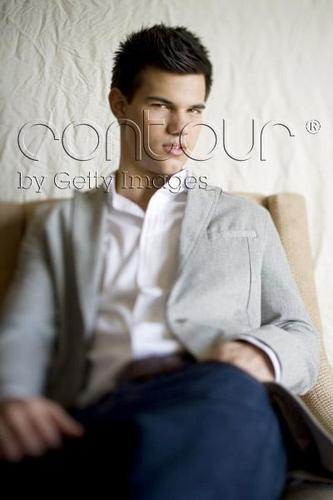 Taylor Lautner - LA Times Outtakes