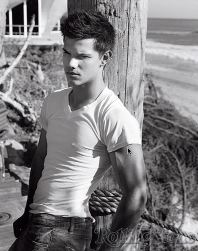 Taylor Lautner - Rolling Stone