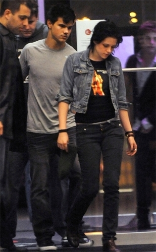 Taylor and Kristen
