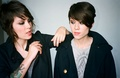 Tegan and Sara's SPIN Shoot - tegan-and-sara photo