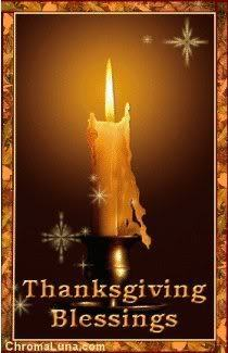 Thanksgiving Blessings - thanksgiving Photo