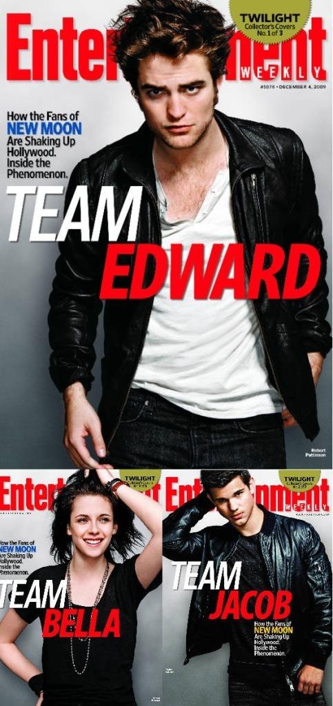 The 3 EW Covers (NM Stars)