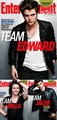 The 3 EW Covers (NM Stars) - twilight-series photo