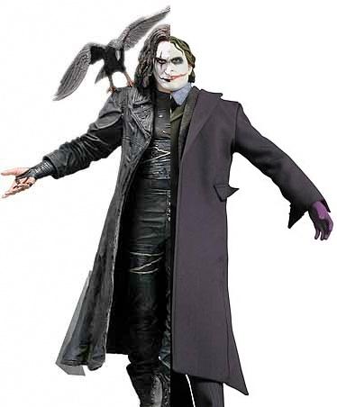 The कौआ, कौवा vs. The Joker