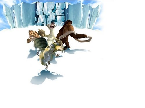 Ice Age wallpaper possibly with an igloo, a japanese apricot, and a bouquet called The Gang