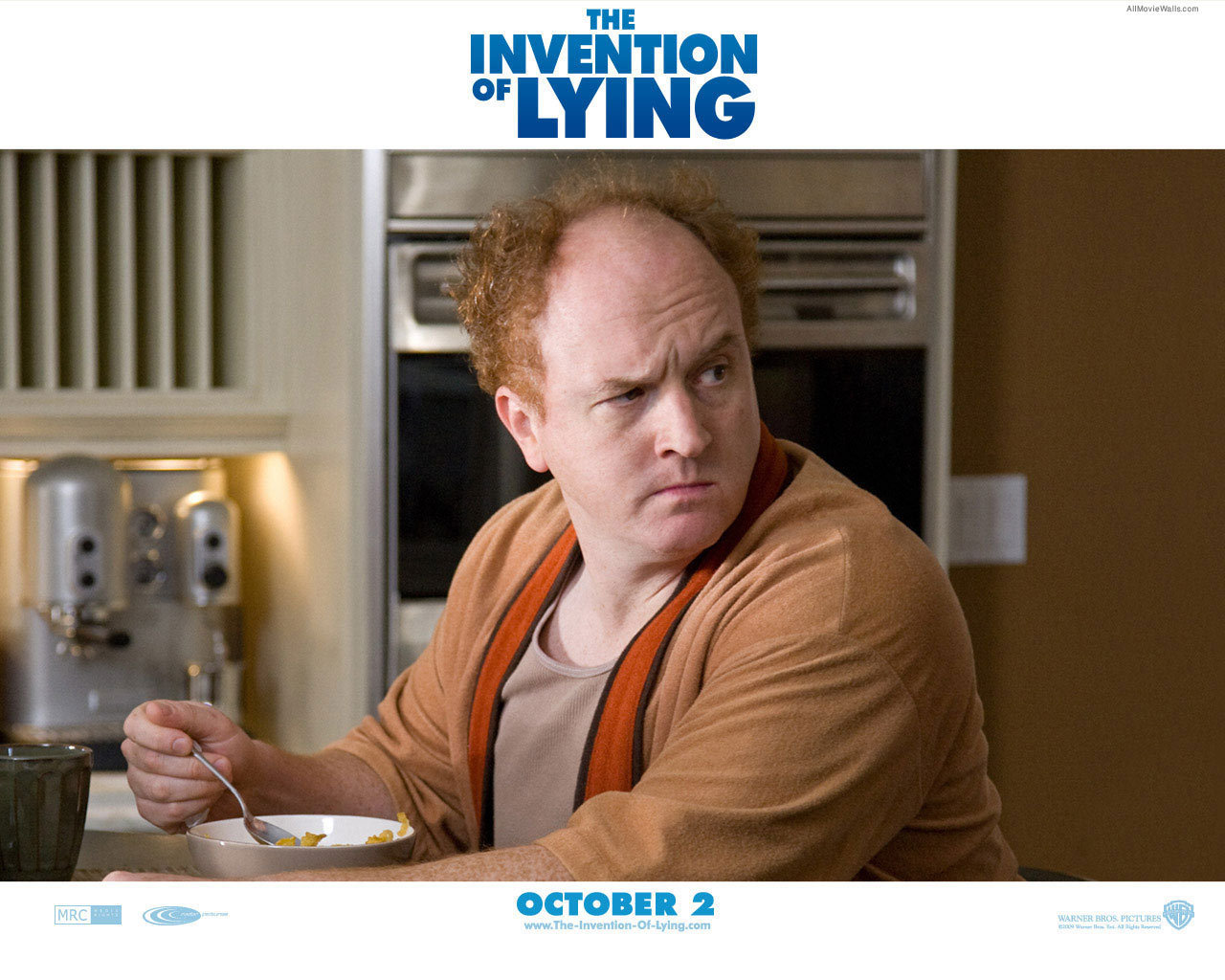 The Invention of Lying - Movies Wallpaper (9132992) - Fanpop
