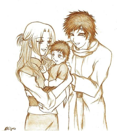 The Kazekage Family
