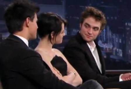 The Robsten Bubble moments from Jimmy Kimmel :))))
