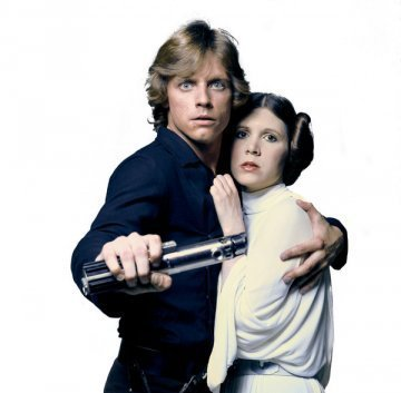 The Skywalker twins