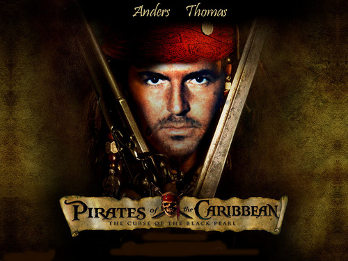Thomas Anders in Pirates of the Caribbean