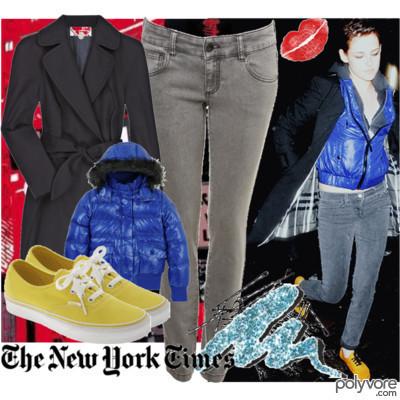 Twilight saga girls fashion ¿which do anda prefer?(kristen)