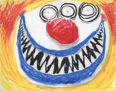 Untitled (Clown Series)