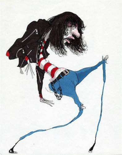Tim burton wallpaper titled Untitled (Ramone)