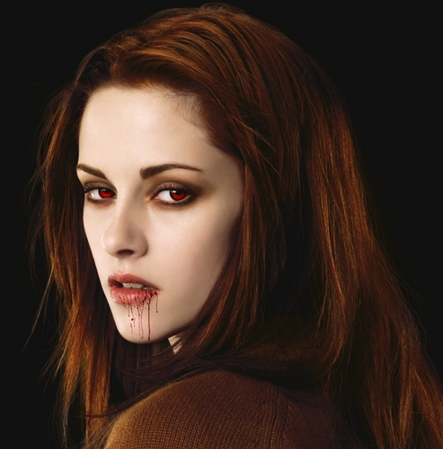 Vampire - Bella Cullen manip - twilight-series Fan Art